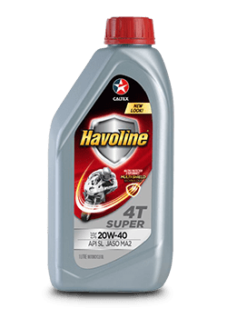 Havoline Super 4T SAE 20W40