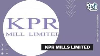 KPR Mills Limited