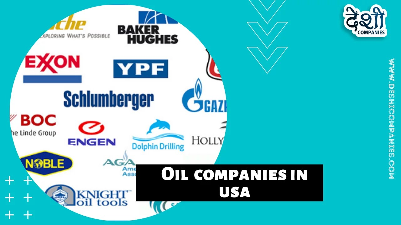 Top 10 List of biggest Oil Companies in USA