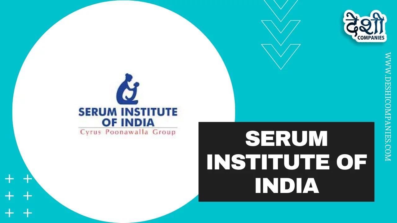 Serum Institute of India Company