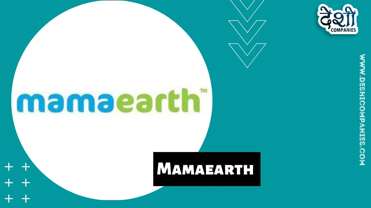 Mamaearth company