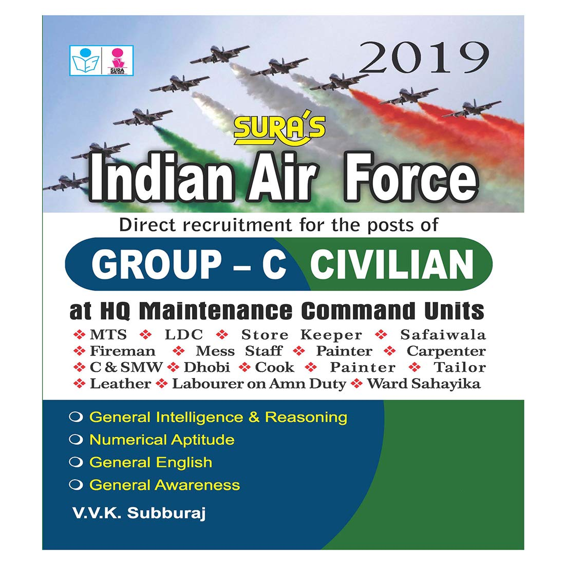 Group C Vacancies in Indian Air Force Recruitment 2021.