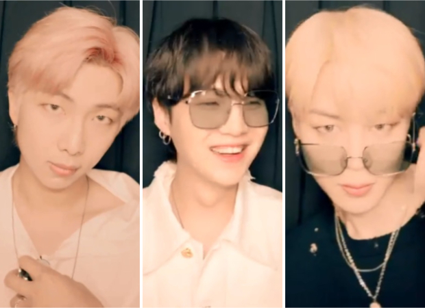BTS' RM, Suga and Jimin look alluring in photobooth teasersahead of 'Butter' CD version release on July 9 : Bollywood News