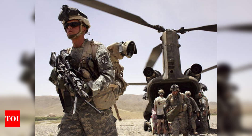 US vacates key Afghan base; pullout target now 'late August'