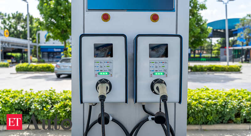 NREDCAP to set up ultra high speed charging points at IOC filling stations along highways, Auto News, ET Auto