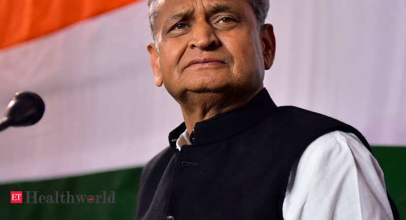 Rajasthan launches health insurance scheme for all, CM Gehlot claims 'first state to do so', Health News, ET HealthWorld
