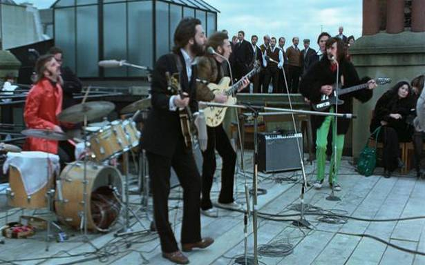 'The Beatles: Get Back' trailer: The making of John, Paul, George, and Ringo