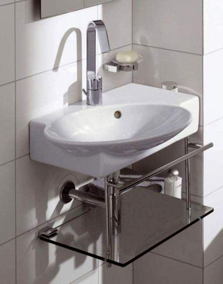 30 Small Modern Bathroom Ideas - Deshouse on Bathroom Designs For Small Spaces  id=75053