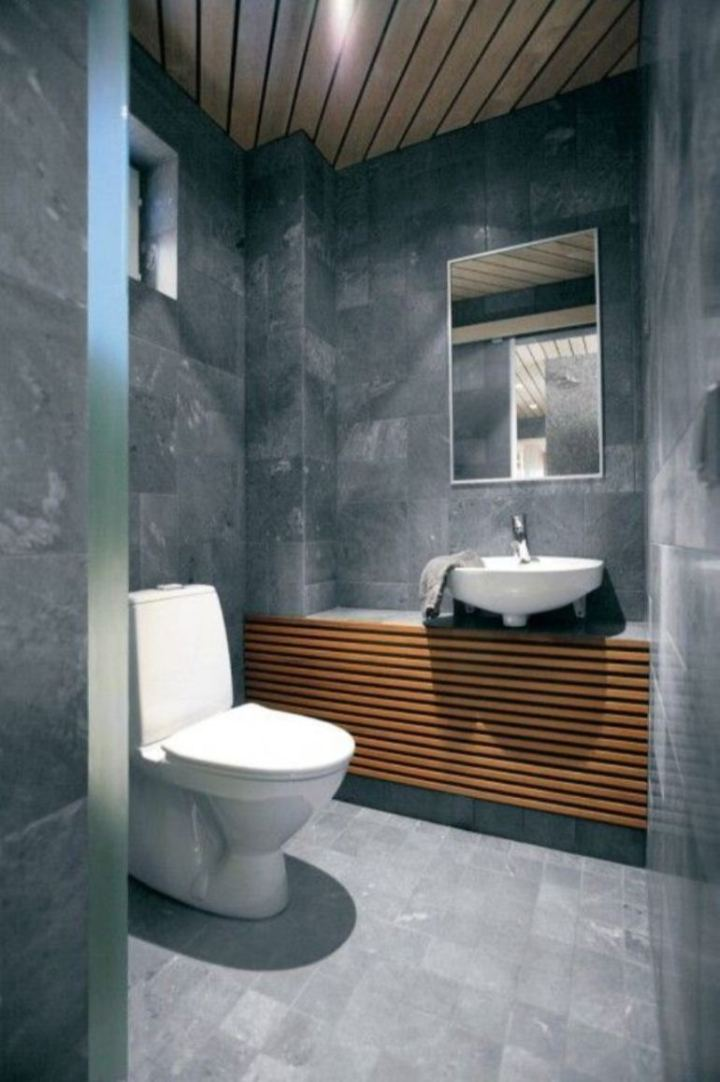 30 Small Modern Bathroom Ideas - Deshouse on Modern Small Bathroom  id=39622