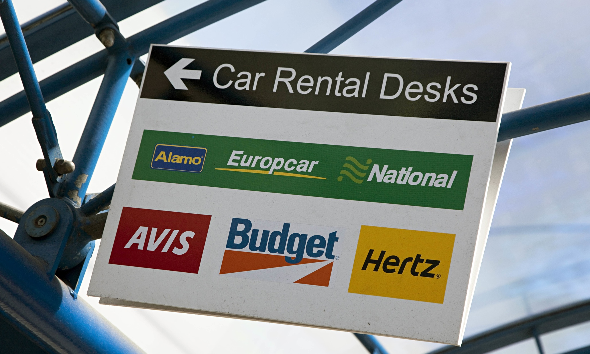 buy insurance while taking a rental car