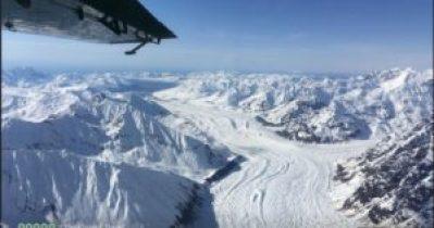 glacierlanding