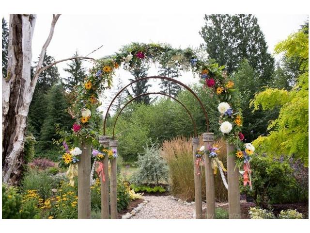 sublimes d arches pour decorer son jardin