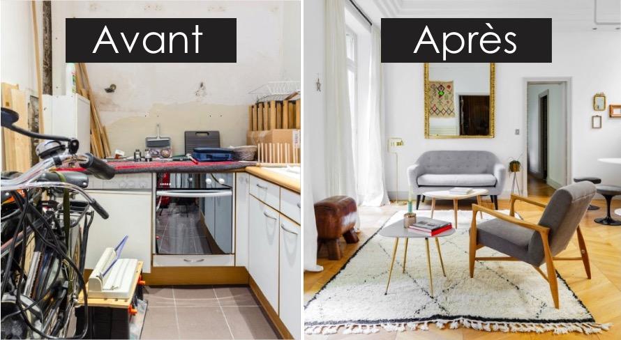 Avant Aprs Le Home Staging A Compltement Transform