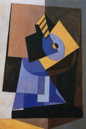 Image by Pablo Picasso. Image found at pablo-ruiz-picasso.net
