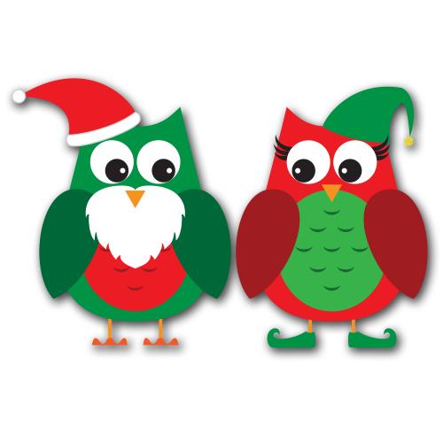 Santa's Owls