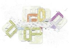 New North Zealand Hospital by C.F. Møller - Plan 1 Lobby level