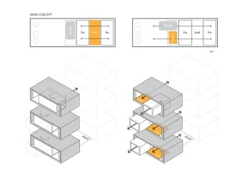 Sharifi-ha House by nextoffice - Concept