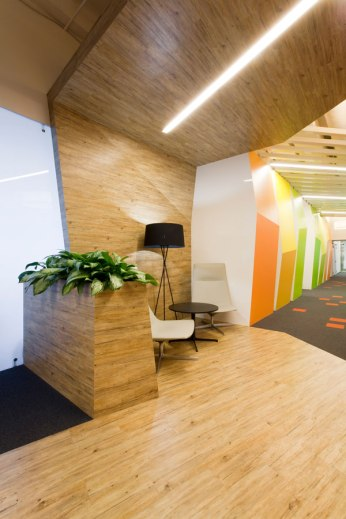 Yandex Saint Petersburg IV Office by za bor architects