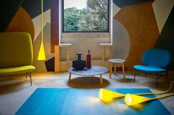 Uto Pendant Lamps - Foscarini - Ritratti Catalogue - Image by Andrea Ferrri