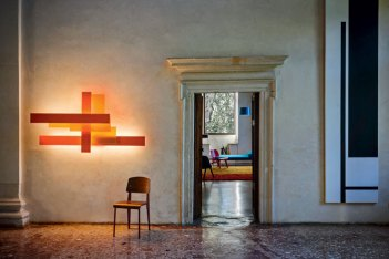 Fields Wall Lamp - Foscarini - Ritratti Catalogue - Image by Andrea Ferrri
