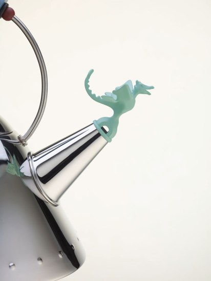 Tea Rex Kettle by Michael Graves for Alessi