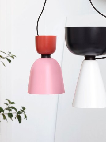 Alphabeta Customizable lamp by Luca Nichetto for Hem