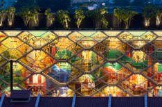 "A Glowing Lantern for ""Little India"" by Robert Greg Shand Architects and Urban Design - URBNarc - Singapore"