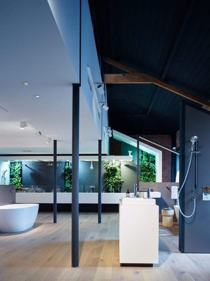 Abey Showroom by ROTHELOWMAN