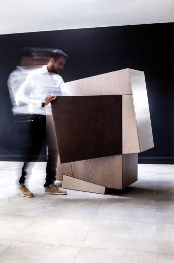 Booleanos Cabinet by Joel Escalona for Roche Bobois