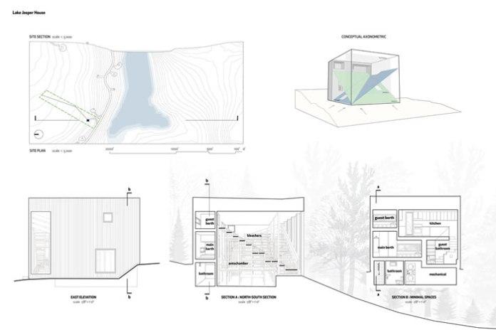 Lake Jasper House by Architecturama