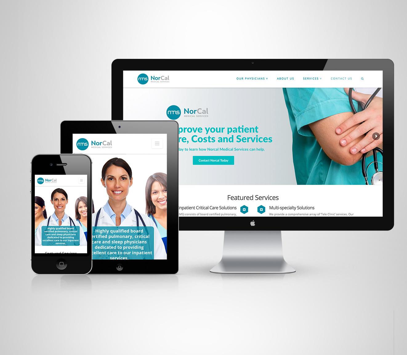 Norcal Medical Website