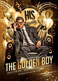 Golden Boy Flyer