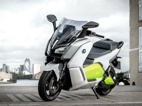BMW Electric Scooter 05
