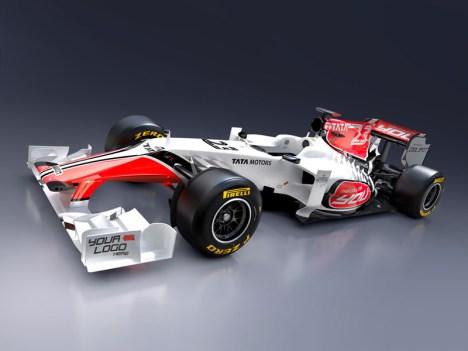 F111 Formula 1 Car 01