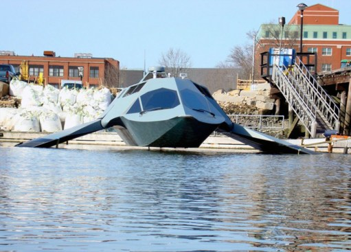 GHOST Military Watercraft 01