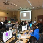 Instructor Joel Koster lectures on Rhino Modeling tolerances