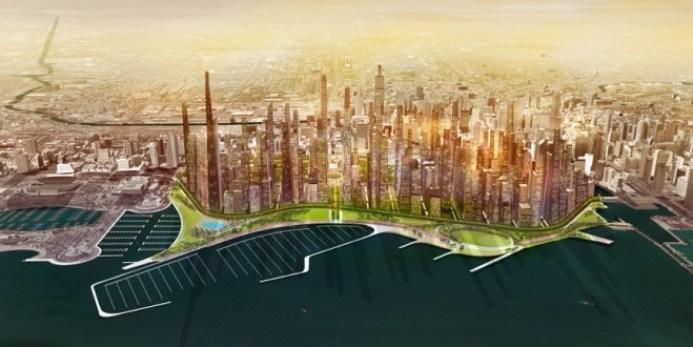 """The Big Shift"" Image: Port Urbanism"