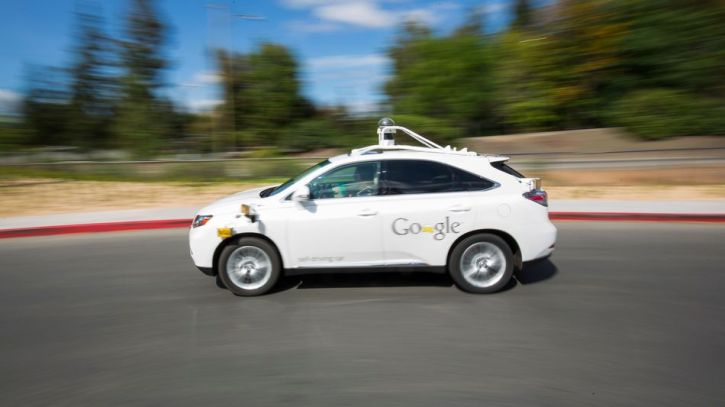 Likely only self-driving cars will be targeted with this technology