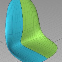 Alias Surface edit seat surface manipulation