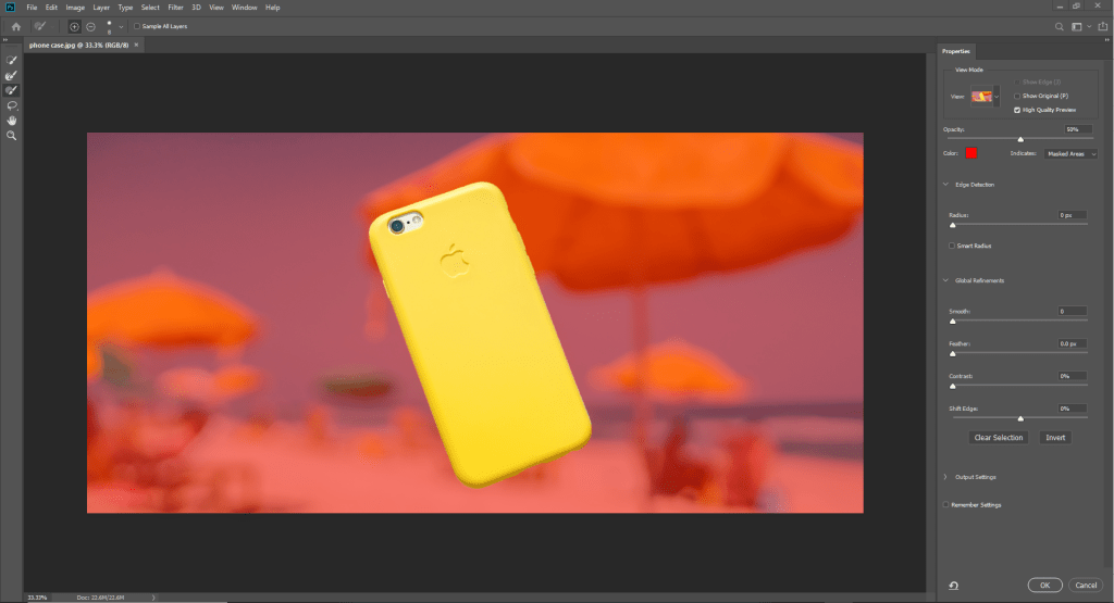 Rendering done in Photoshop