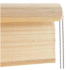 Lys bambus rullegardin color co