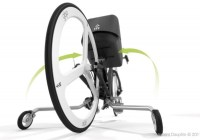 Vincent Dauphin – GBJO bicycle for Paraplegic Peoples