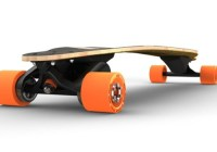 Boosted Boards – The World's Lightest Electric Vehicle [VIDEO]