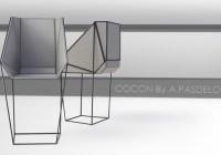 Antoine Pasdeloup : Cocon, chaise ou fauteuil
