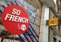Exposition «So french by 5.5» – Atelier Renault, Champs Elysées