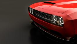 Dodge Challenger Concept par David Kipping