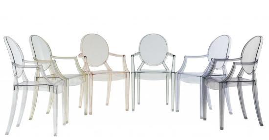 Chaise Ghost Pas Cher Fauteuil Louis Ghost Kartell Made In Design - Idées de Décoration de Maison