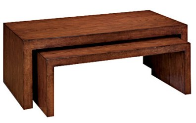 ethan allen nesting tables