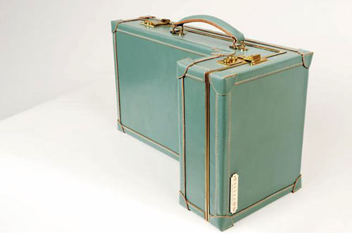 Williams British Handmade Luggage