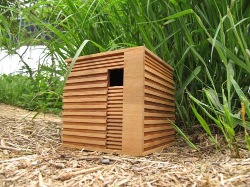 Birdhouses by IMAKE Studio
